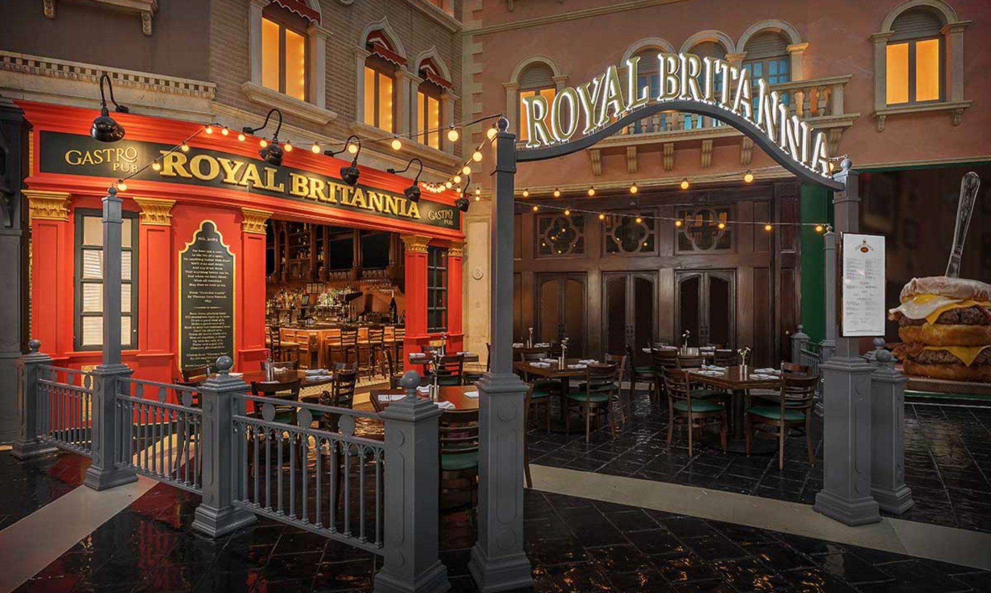 Royal Britannia Gastropub